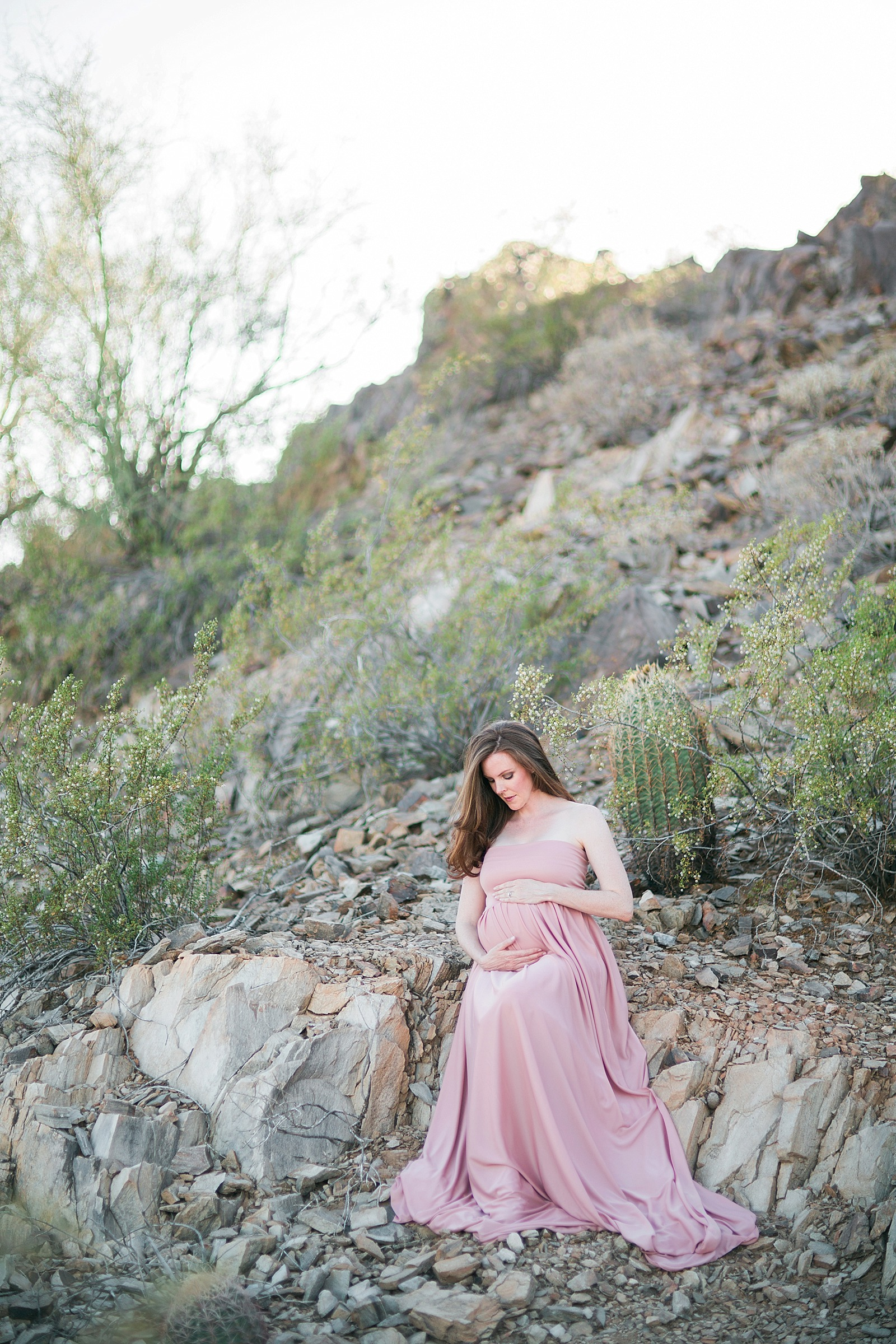 baby-girl-maternity-arizona-phoenix-photographer-dusty-rose-dress-rent-maternity-desert_0052